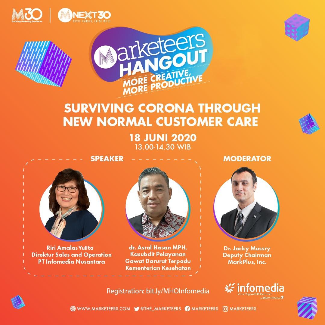 Surviving Corona Through New Normal Customer Care