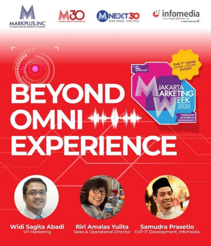 Infomedia Adakan Webinar Beyond Omni Experience