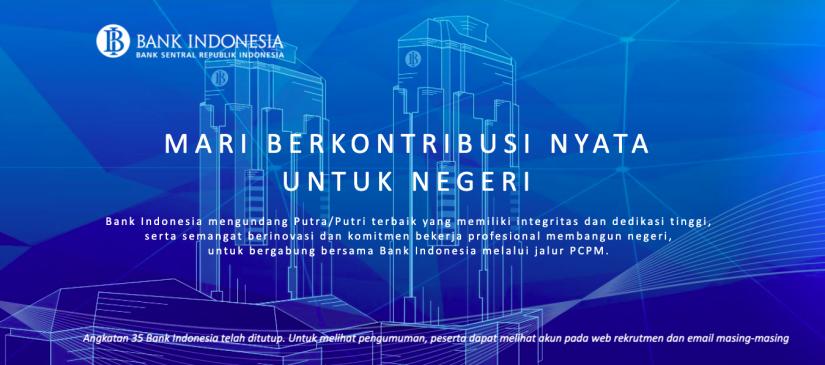 Infomedia Kelola Proses Rekrutmen Pegawai Bank Indonesia 2020-2021