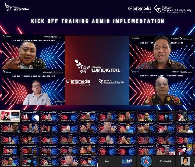Infomedia Hadirkan Training Admin dalam Implementasi GSS BUMN di Telkom